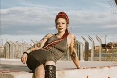 Steffi Garcia, cantant del grup In Mute