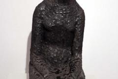 """Escultura """"Meditació"""" de Josep Rausell  Sanchís"""