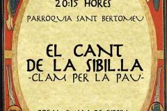 Cant de la Sibil·la d'Alfara del Patriarca